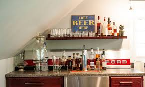 Home Bar Design Tips 50 Tips And Ideas For A Successful Man Cave Decor