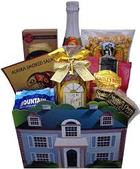 Seattle Gift Baskets Home Sweet Home Gift Box Seattle Gift Basket Company