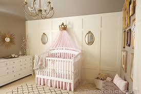 Pink And Grey Nursery Decor Baby Nursery Decorchick