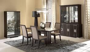modern dining rooms sets startling dining room set modern room 4