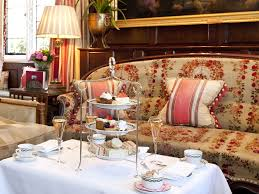 The Dining Room At The Berkeley Hotel The 50 Best Tea Rooms The Independent
