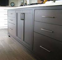 Flush Inset Kitchen Cabinets Casual Modern Style Kitchen In City Home With Authentic Face