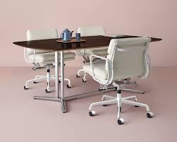 Herman Miller Boardroom Table Contemporary Boardroom Table Wood Veneer Melamine