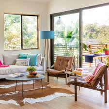 how to achieve colorful modern home decor sunset