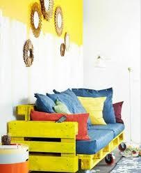 canape a comment fabriquer un canapé en palette tuto et 60 idées