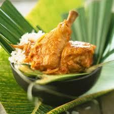 cuisine actuelle de l afrique poulet antillais à la noix de coco recette poulet antillais
