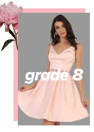 dresses for graduation 8th grade prom grade 8 grad dresses wedding guest party bridesmaid