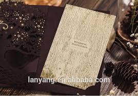 Tree Wedding Invitations Black Lace Wedding Invitations Love Heart Tree Style Top Elegant