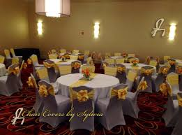 Table Covers For Rent Chicago Chair Covers For Rental In Silver In The Stretch Fabric