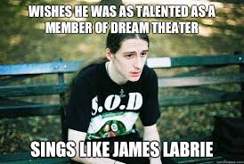 James Labrie Meme - first world metal problems memes quickmeme