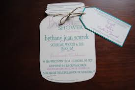 wedding shower invitation wording jar bridal shower invitations dancemomsinfo