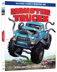 video de monster truck llévate el dvd blu ray de monster trucks mamá noticias