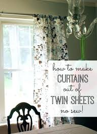 Diy Cheap Curtains Cheap Window Curtain Ideas Findkeep Me