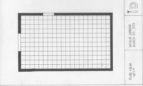 100 printable floor plan grid draw floor plans event floor