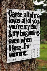 wedding quotes lyrics quotes about wedding sweet wedding gift 1114 canvas all