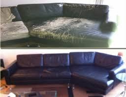 Leather Sofa Refinishing Leather Sofa Repair Leather Rip Tear Repair Image Titled Repair