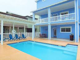 Beach House Rentals In Port Aransas Tx by House Of Views Private Pool Walkover Homeaway Port Aransas