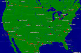 Chicago Usa Map by Usa County Map With County Borders Map Of Us Canada Border Google