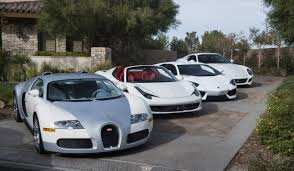 mayweather house floyd mayweather u0027s all white car collection is insane