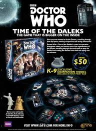 doctor who goes 4 player bell of lost souls