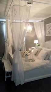Diy Canopy Bed Diy Canopy Bed With Curtain Rods Diy Ideas For Getting The Look Of