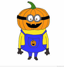 pumpkin minion halloween funny