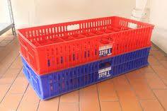 Jual Keranjang Container Plastik Bekas jual keranjang kontainer plastik polos tipe 2245 p green leaf