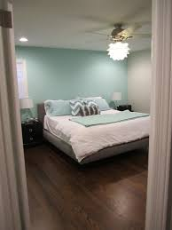 Gray And Teal Bedroom by Retro Ranch Reno March 2012