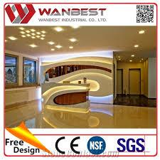 Tufted Salon Reception Desk Tabletops Reception Page16 Wanbest Industrial Co Ltd