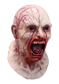 halloween skin mask infected mask for adults