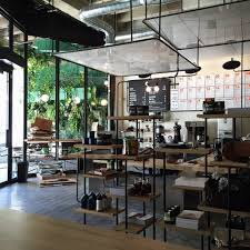 verve home decor and design verve coffee roasters los angeles ca united states interior