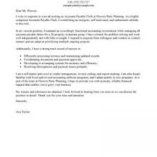 cover letter cover letter for accounting cover letter for