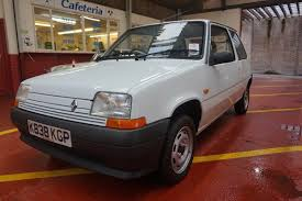 renault 5 renault 5 campus 1992 south western vehicle auctions ltd