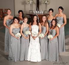 bridesmaid dresses silver yes i do silver glossy bridesmaid dresses