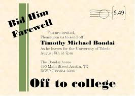 despedida invitation going away party invitations new selections fall 2017