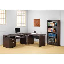 sleek computer desk furniture fetching small corner desk with drawers for your home