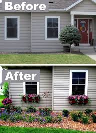 Curb Appeal Photos - 39 budget curb appeal ideas that will totally change your home
