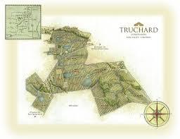 Napa Valley Winery Map Truchard Vineyards Vineyards Map