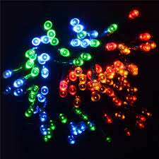 Battery Run Fairy Lights by Battery Operated Led Chaser Fairy String Garden Christmas Lights
