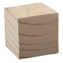block wood lara s crafts square block wood
