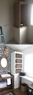 awesome bathroom before and after 20 awesome bathroom makeovers hative