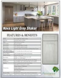 pictures of light wood kitchen cabinets forevermark light grey shaker rta solid birch all wood