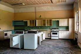 home economics kitchen design abandoned school home economics classroom with washer dryer and