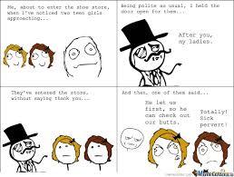Gentleman Meme - being a gentleman by 000alpi000 meme center