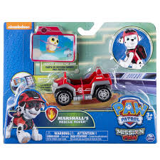 amazon paw patrol mission paw marshall u0027s rescue rover