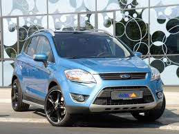 3dtuning of ford kuga crossover 2008 3dtuning com unique on line