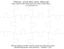 hear and do the word u201d sunday lesson james 1 19 27