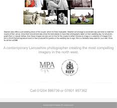 Photography Wedding Packages Stephen Redfern Photography Wedding Packages Stephen Redfern