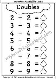 doubles addition facts worksheets addition doubles 1 worksheet printable worksheets