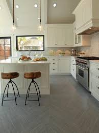 White Kitchen Cabinets With Grey Marble Countertops Kitchen Floor Tile White Stainless Steel Barstool Maple Wood